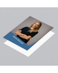 Autogrammkarte Anna