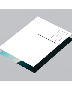 Postkarte mit eigenem Bild