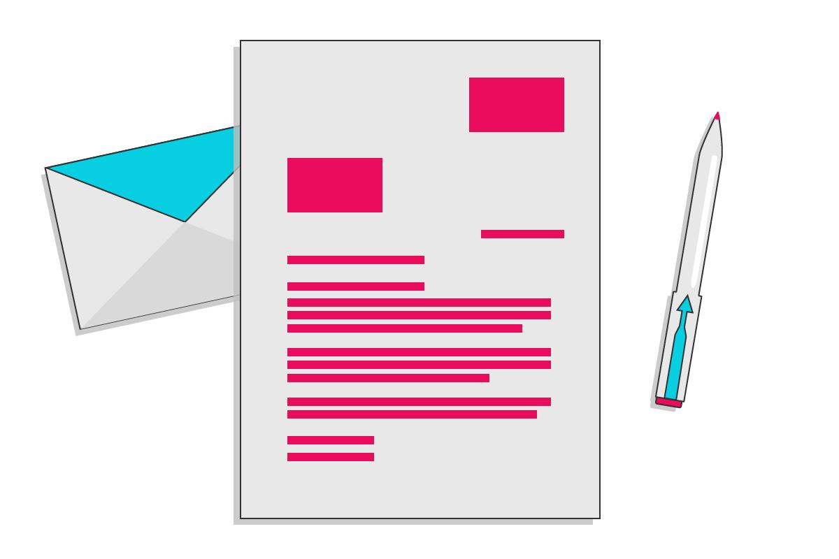 Geschäftsbrief - Was muss drauf? - Pflichtangaben für Briefpapier