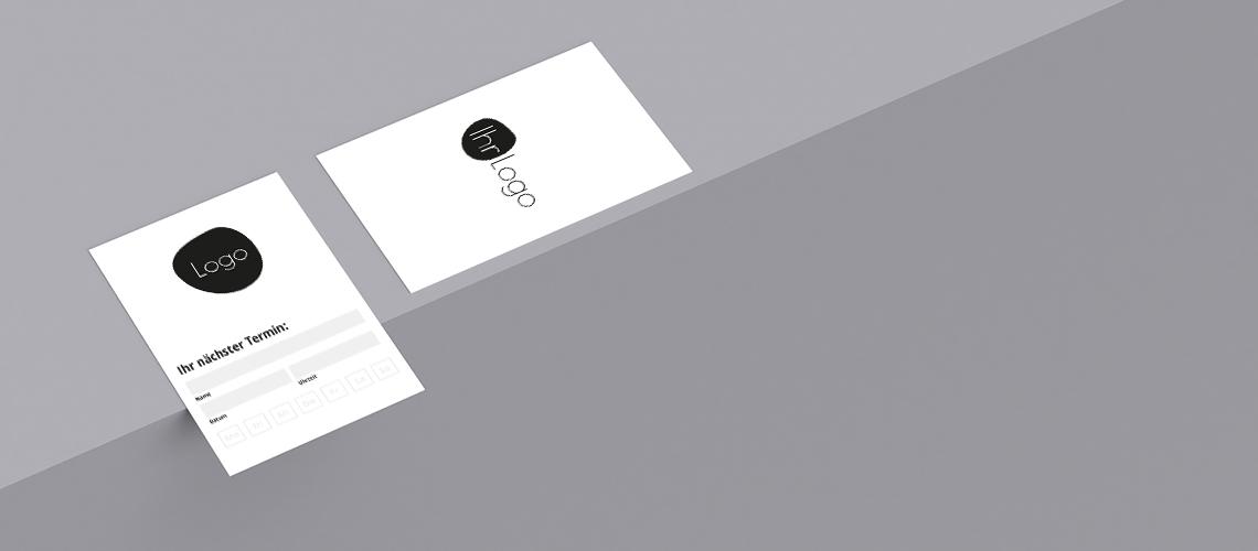 Visitenkarten Mit Eigenem Logo Drucken Lassen Printano