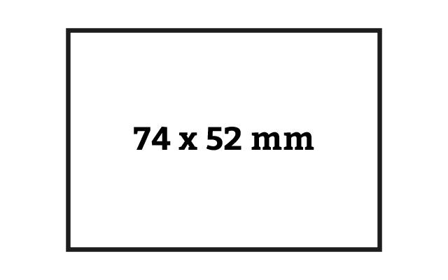 DIN A8 Format