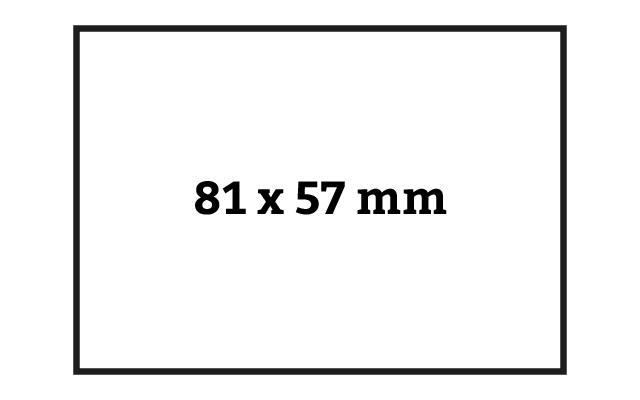 DIN C8 Format